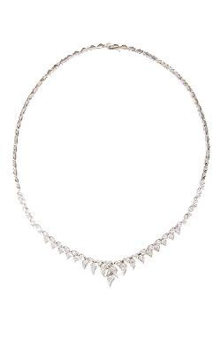 Stephen Webster - Magnipheasant Feathers Short Necklace In White Diamond