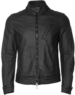 Belstaff - Washer Rubberized Jersey Jacket