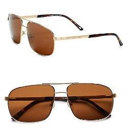 Carrera - Square Aviator Sunglasses