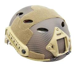 Spartan  - Tactical Airsoft PJ Helmet Navy SEAL