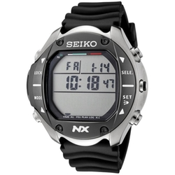 Seiko - Rubber Computer Watch