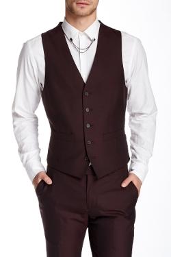 Ben Sherman - Camden Wool Suit Separates Vest