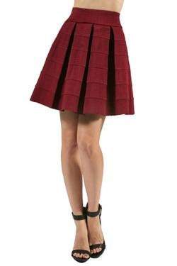 Active Basic - Bondage Skater Skirt