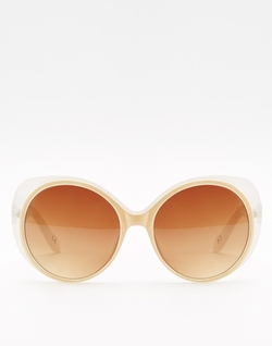 Asos Collection - Round Sunglasses