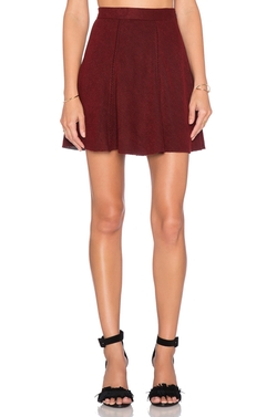 Bishop + Young - A-Line Mini Skirt