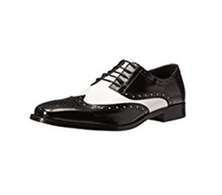 Stacy Adams - Tinsley-Wingtip Oxford Shoes