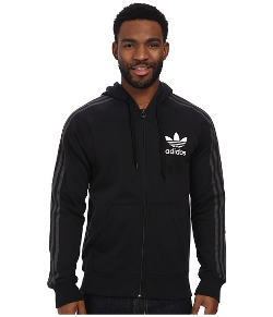 Adidas Originals  - Sport Essentials Full-Zip Hoodie