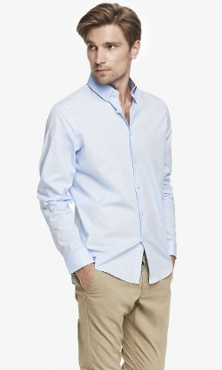 Express - Button-Down Collar Shirt