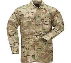 5.11 Tactical - Multicam TDU Long Sleeve Shirt
