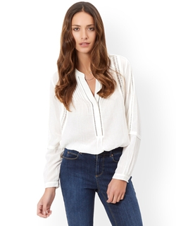 Monsoon - Annabel Ladder Blouse