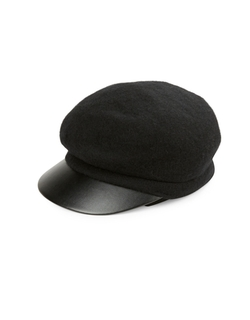 August Hats  - Trimmed Cap