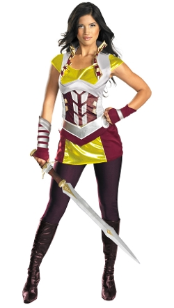 Disguise Costume - Sif Deluxe Adult Costume