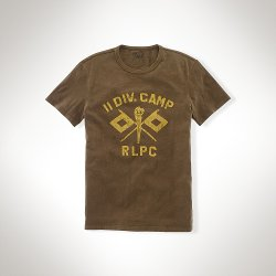 Ralph Lauren - Custom-Fit Torch T-Shirt