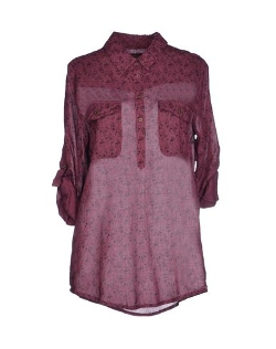 Selected Femme - Two-Tone Pattern Shirts