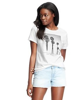 Old Navy - City Graphic Tee