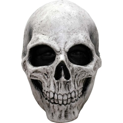 Ghoulish Masks  - White Skull Adult Mask