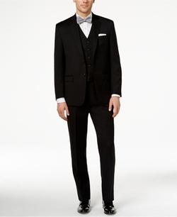 Lauren Ralph Lauren  - Solid Vested Suit