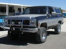 GMC - 1980 Jimmy SUV