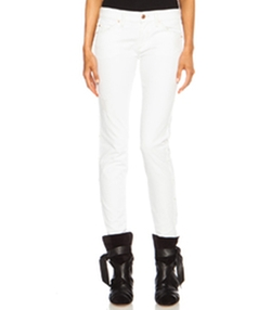 Isabel Marant Etoile - Tina Piping Jean in White