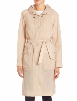 Helly Hansen - Snap Front Trench Coat