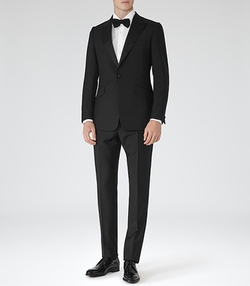 Mayfair - Peak Lapel Tuxedo Suit