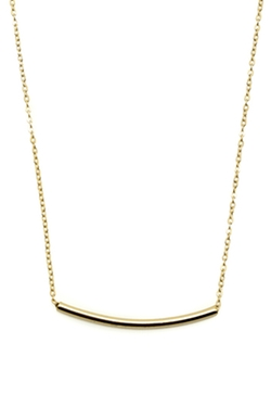 London Manori - Smooth Bar Necklace