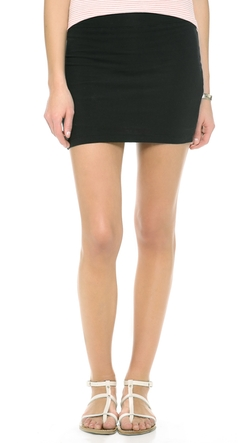 Splendid  - Layers Miniskirt