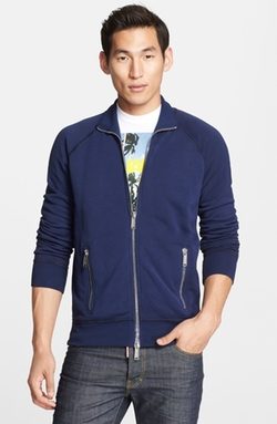 Dsquared2  - Logo Fleece Track Jacket