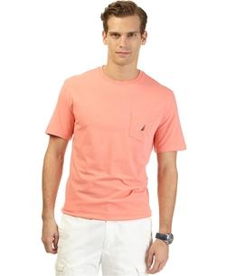 Nautica - Solid Pocket T-Shirt