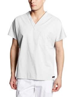 Icu By Barco - 1 Pocket Unisex V-Neck Scrub Top