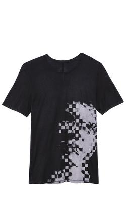 Alexander Wang -  Printed T-Shirt
