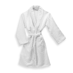Elizabeth Arden - The Spa Collection Cotton Unisex Waffle Weave Robe