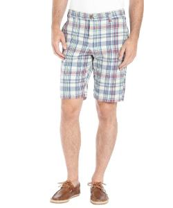 Tailor Vintage  - Plaid Woven Reversible Shorts