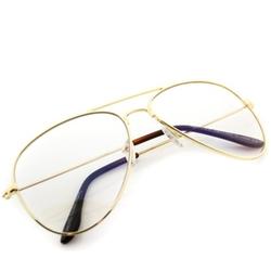 WearMe Pro  - Aviator Retro Style Glasses