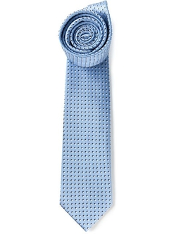 Z Zegna   - Woven Patterned Tie
