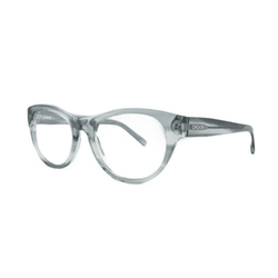 DKNY - Spotted Transparent Eyeglasses