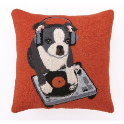 Posh Tots - Boston Terrier Pillow