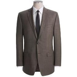 Calvin Klein  - Wool Sharkskin Suit