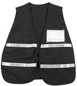 MCR Safety - River City Incident Command Safety Vests