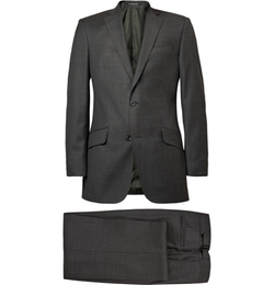 Richard James   - Grey Fine-Wool Suit