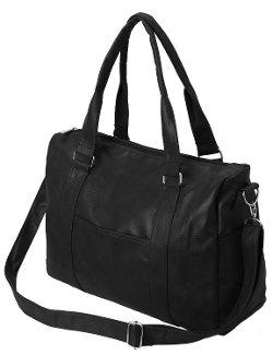 H2H - Mens Retro Briefcase Bag