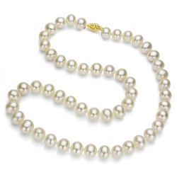 La Regis Jewelry - Freshwater High Luster Pearl Necklace