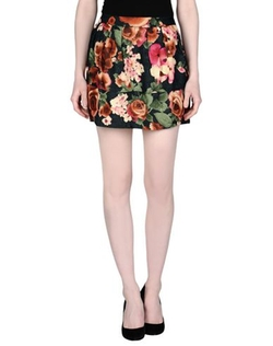 Anonyme Designers - Floral Mini Skirt