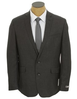 Kenneth Cole - Check Slim Fit Sport Coat