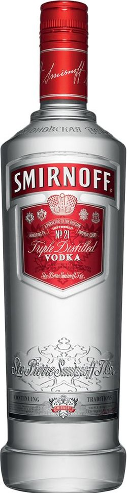 Smirnoff - No.21 Triple Distilled Vodka