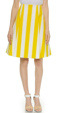 Jacquemus - Striped Skirt