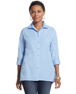 Effortless - Roll-Sleeve Cayla Shirt