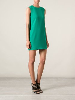 Kenzo  - Sleeveless Shift Dress