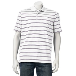 Croft & Barrow - Classic-Fit Striped Easy-Care Pocket Polo