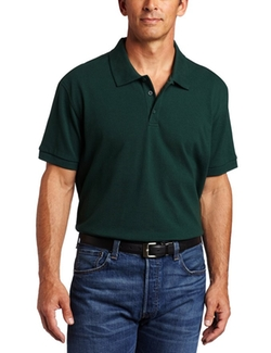 Classroom Uniforms - Short Sleeve Pique Knit Polo Shirt